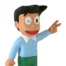 Figuras de Goma y PVC: FIGURA PVC SUNEO - DORAEMON- ORIGINAL DE COMANSI. Lote 113616495
