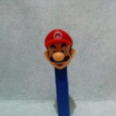 Dispensador Pez: DISPENSADOR PEZ *SUPER MARIO BROS+. Lote 113622971