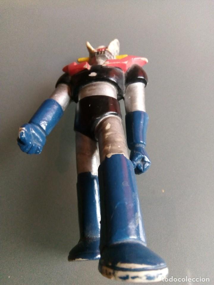 MAZINGER Z (Juguetes - Figuras de Goma y Pvc - Otras)