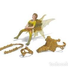 Figuras de Goma y PVC: SCHLEICH FANTASIA BAYALA ELFO HADA PARA MONTAR A CABALLO 42044 PRODAM. Lote 113822303