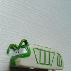 Figuras de Goma y PVC: CARABANA AUTOBÚS CARS DISNEY EN RESINA. Lote 113855219