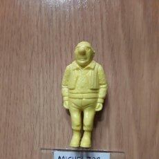 Figuras de Goma y PVC: FIGURA DUNKIN COLECCIÓN TINTIN ESBIRRO GORDO. Lote 110682791