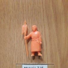 Figuras de Goma y PVC: DUNKIN RUY EL PEQUEÑO CID. Lote 98038147
