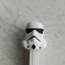 Dispensador Pez: STORMTROOPER STAR WARS DISPENSADOR PEZ. Lote 114094216