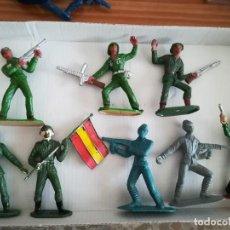 Figuras de Goma y PVC: COMANSI-EJERCITOS DEL MUNDO-LOTE . Lote 114183403