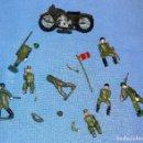 Figuras de Goma y PVC: ANTIGUAS FIGURAS TORRES MALTA PECH TEIXIDO DESFILE PLASTICO ARTICULADAS ORIGINALES. Lote 114299267