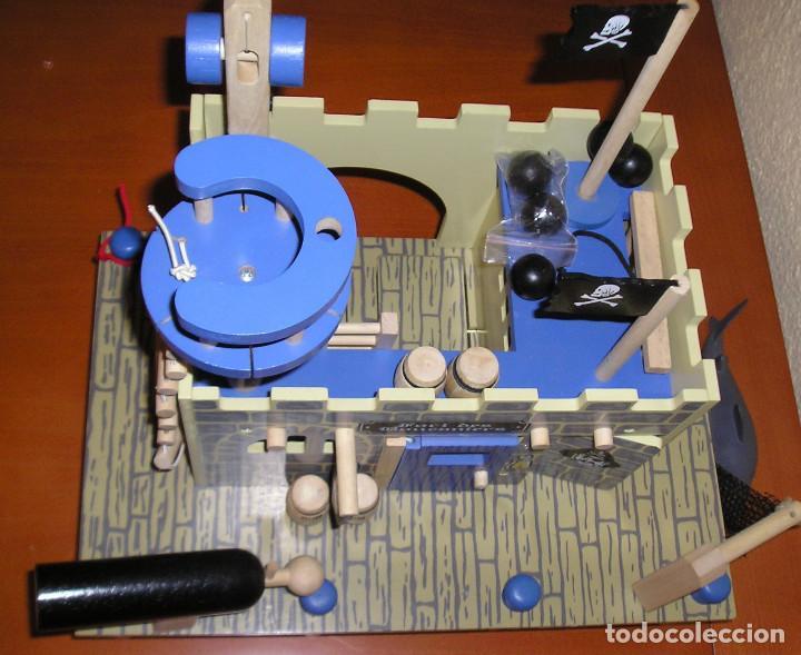 Figuras de Goma y PVC: Taberna pirata de la marca PAPO REF. 39431 - Foto 4 - 114324111