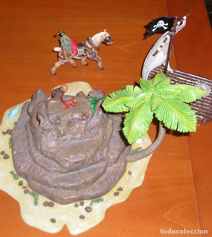 Figuras de Goma y PVC: Isla pirata marca PAPO Ref. 39413 - Foto 2 - 114324579