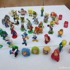 Figuras Kinder: LOTE DE 43 FIGURAS KINDER SORPRESA.. Lote 114380275
