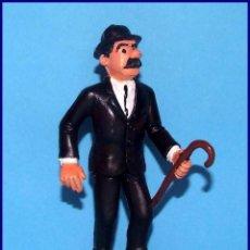 Figuras de Goma y PVC: TINTIN FIGURAS EN PVC COMICS SPAIN 1984 FIGURA HERNANDEZ. Lote 114436119