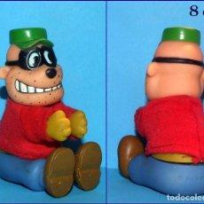 Figuras de Goma y PVC: DISNEY GOLFOS APANDADORES ANTIGUA FIGURA EN GOMA BEAGLE BOYS. Lote 114438511