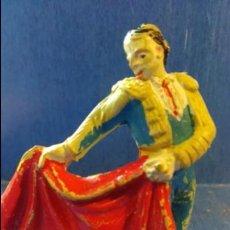 Figuras de Goma y PVC: JECSAN-FIGURA DE TORERO EN GOMA. Lote 114441295