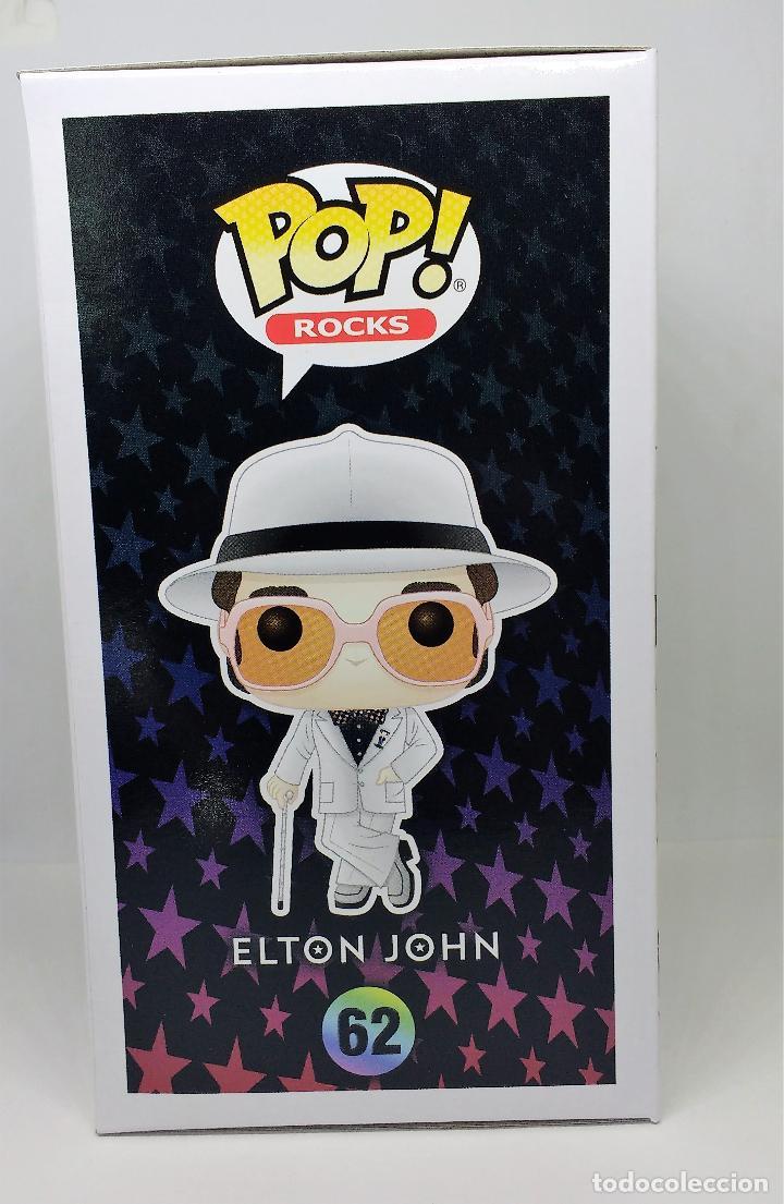 Figuras de Goma y PVC: FUNKO FUNKO Figura POP Rocks Elton John 62 - Foto 2 - 114444851