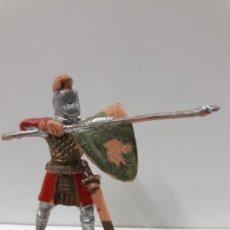 Figuras de Goma y PVC: GUERRERO MEDIEVAL . FIGURA REAMSA . SERIE RICARDO CORAZON DE LEON . AÑOS 60. Lote 114552739