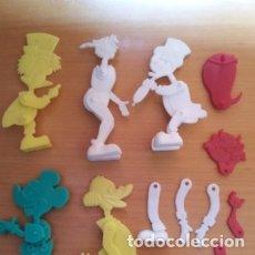 Figuras de Goma y PVC: LOTE DE FIGURAS ARTÍCULADAS OMO DISNEY. VER FOTOS Y LEER DESCRIPCIÓN.. Lote 114697319
