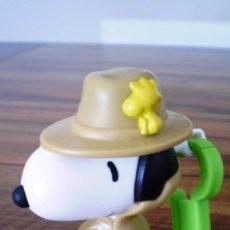 Figuras de Goma y PVC: SNOOPY - MC DONALDS. Lote 114731379
