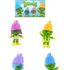 Figuras de Goma y PVC: FIGURAS PVC DOOZERS - ORIGINAL Y OFICIAL COMANSI. Lote 176240403
