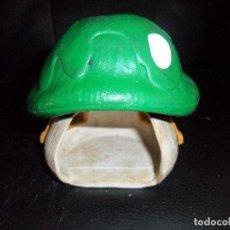 Figuras de Goma y PVC: SETA DE LOS PITUFOS FIGURA PVC SCHLEICH -. Lote 114803719