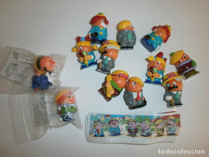 19 JUGUETES KINDER AÑO 2000 (Juguetes - Figuras de Gomas y Pvc - Kinder)