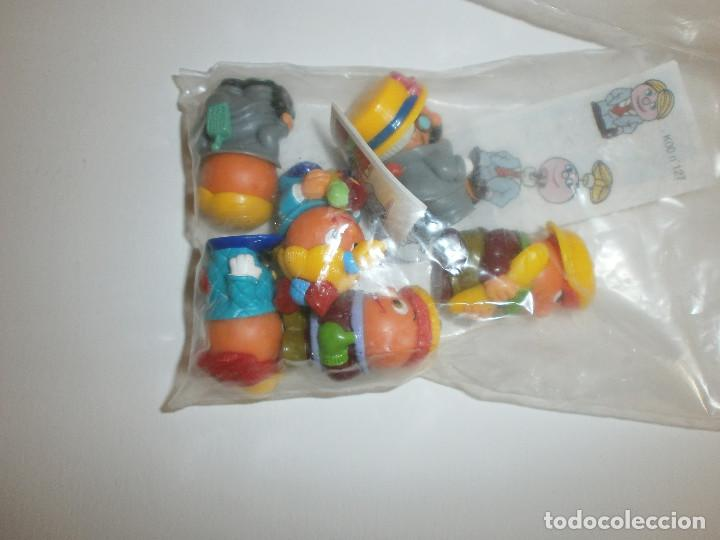 Figuras Kinder: 19 juguetes Kinder año 2000 - Foto 2 - 114886139