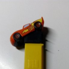 Dispensador Pez: DISPENSADOR CARAMELOS PEZ CARS DISNEY. Lote 114949975