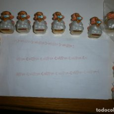 Figuras Kinder: 13 ANGELITOS SELLO JUGUETES KINDER . Lote 114970783