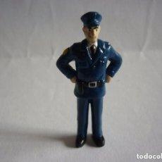 Figuras Kinder: FIGURA KINDER POLICÍA. Lote 115098971