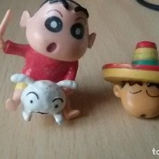 Figuras Kinder: FIGURA SHIN CHAN - KINDER. Lote 115120847