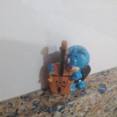 Figuras Kinder: KINDERFIGURA GATO CON GUITARRA. Lote 115127494