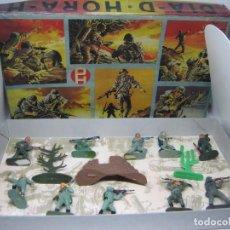 Figuras de Goma y PVC: FIGURAS JECSAN , COMANSI, LAFREDO, REAMSA, BRITAINS TOY SOLDIERS.. Lote 115251263