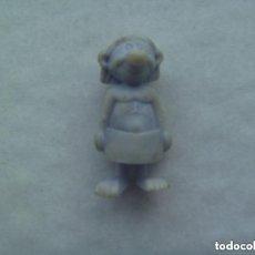 Figuras de Goma y PVC: FIGURA DE DUNKIN DE ASTERIX : OBRERO EGIPCIO . DETRAS PONE DARGAUD.. Lote 115271291