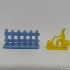 Figuras de Goma y PVC: ACCESORIOS FIGURA GOULA URBIS.. Lote 115295959