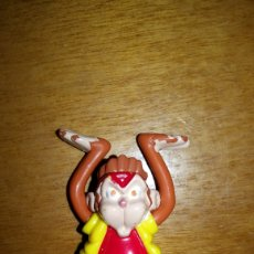 Figuras Kinder: FIGURA KINDER MONO YOGA KUNG FU MUÑECO COLECCIÓN MONOBLOC. Lote 115297170
