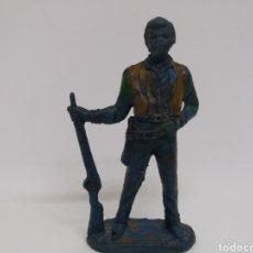 Figuras de Goma y PVC: ANTIGUA FIGURA EN PLASTICO. SERIE BONANZA LOS CARTWRIGHT. PECH HERMANOS. Lote 115337803
