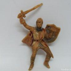 Figuras de Goma y PVC: ANTIGUA FIGURA EN PLASTICO. SERIE CRISTIANOS MIO CID DE JECSAN.. Lote 115340759