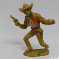 Figuras de Goma y PVC: ANTIGUA FIGURA DEL OESTE COMANSI. SERIE INDIOS Y COWBOYS.. Lote 115341863