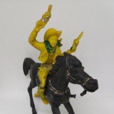 Figuras de Goma y PVC: ANTIGUAS FIGURAS DEL OESTE LAFREDO. SERIE GRANDE. Lote 115342067