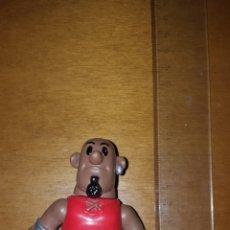 Figuras de Goma y PVC: FIGURA ARTICULADA PVC PIRATA GRANDE MUÑECO DIBUJOS ANIMADOS. Lote 115346195