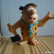 Figuras de Goma y PVC: FIGURA PEDRO PICAPIEDRA - HANNA BARBERA 2001. Lote 115415731