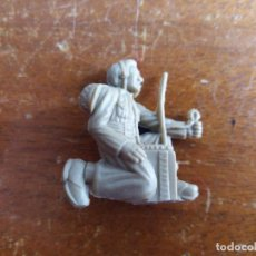 Figuras de Goma y PVC: SOLDADO AMERICANO VERDE ORIGINAL. DUNKIN. Lote 115482739