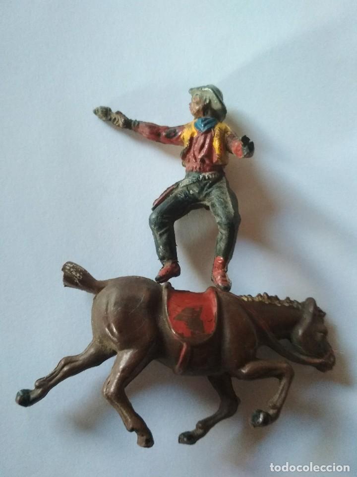 COWBOY GOMA PECH (Juguetes - Figuras de Goma y Pvc - Pech)