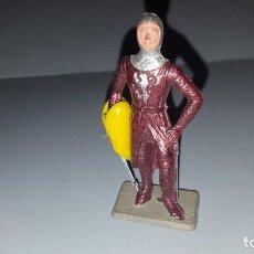Figuras de Goma y PVC: FIGURA MEDIEVAL STARLUX. Lote 115598451