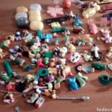 Figuras de Goma y PVC: LOTE DE 80 MUÑECOS DE PVC ,GOMA Y MAS. Lote 115632695