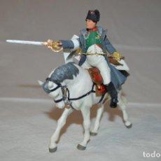Figuras de Goma y PVC: NAPOLEÓN A CABALLO. FIGURA HISTÓRICA. PAPO. 2002. ROMANJUGUETESYMAS.. Lote 116947467