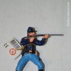 Figuras de Goma y PVC: SOLDADO DE LA UNIÓN. FIGURA PAPO. 1999. ROMANJUGUETESYMAS.. Lote 132553791