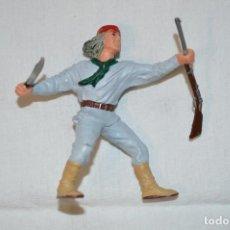 Figuras de Goma y PVC: INDIO. FIGURA PAPO. 1999. ROMANJUGUETESYMAS.. Lote 115667291