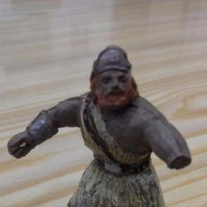 Figuras de Goma y PVC: FIGURA DE GOMA VIKINGO, JIM ANTERIOR A ESTEREOPLAST. Lote 115682647