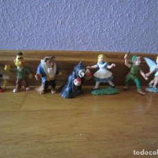 Figuras de Goma y PVC: LOTE DE FIGURAS DE BULLY. Lote 115690047