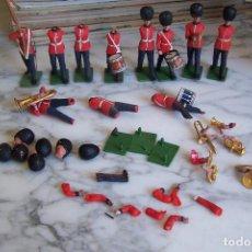 Figuras de Goma y PVC: LOTE DESPIECE SOLDADOS BRITAIN LTD. PLÁSTICO, . Lote 115726011