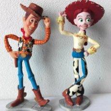 Figuras de Goma y PVC: BUDDY & JESSIE TOY STORY *** BULLYLAND. Lote 115743751